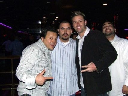 Joey Medina & Noel G. At my Birthday Bash